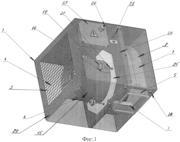 Устройство нагрева воздуха (варианты)