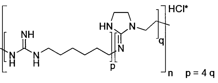 Применение полимерных или олигомерных активных ингредиентов для медицинских изделий
