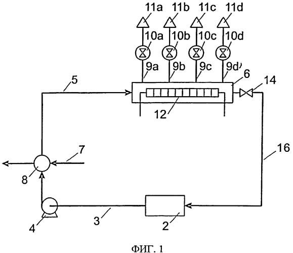 Способ и система работы двигателя с воспламенением от сжатия