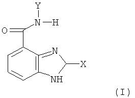 Производные продукты бензимидазол-4-амида, способы их получения, фармацевтические композиции на их основе и их применение в качестве средств для борьбы с вирусом коксаки