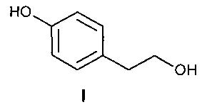 Способ получения 2-(4-гидроксифенил)этанола (n-тирозола)