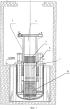 Способ извлечения пробки и блока выемного при перегрузке ядерного реактора