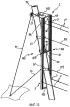 Крепежное устройство для подвижных проволок в ряду растений