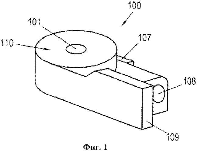 Направляющий элемент и устройство для выполнения отверстия в кости