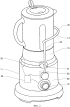 Комбинированная соковыжималка-блендер