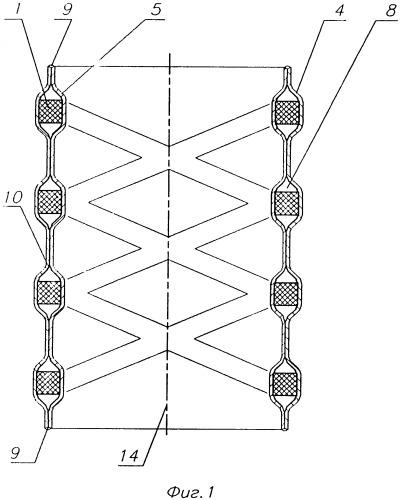 Оболочечная конструкция и способ ее изготовления