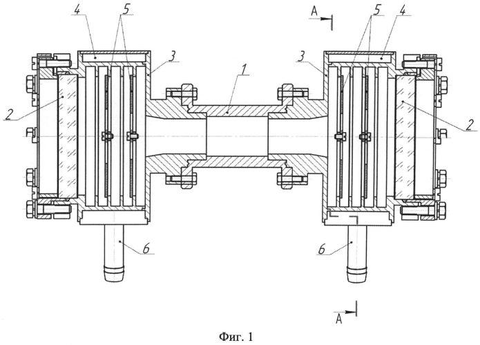 Активный элемент лазера на парах щелочных металлов