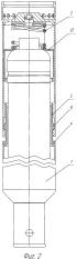 Ампула для отработавшей тепловыделяющей сборки (варианты)