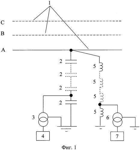 Устройство отбора мощности от линии электропередачи