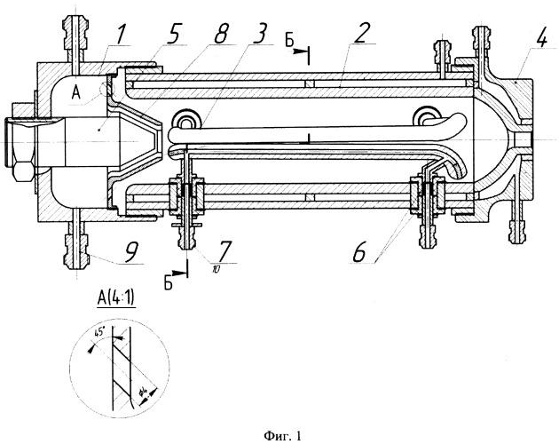 Устройство импульсного генератора плазмы на переменном токе