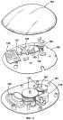 Система для проецирования имитированной поверхности жидкости