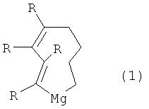 Способ получения 2,3,4,5-тетраалкилмагнезациклонона-2,4-диенов