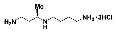 (r)- и (s)-изомеры 3-метилспермидина
