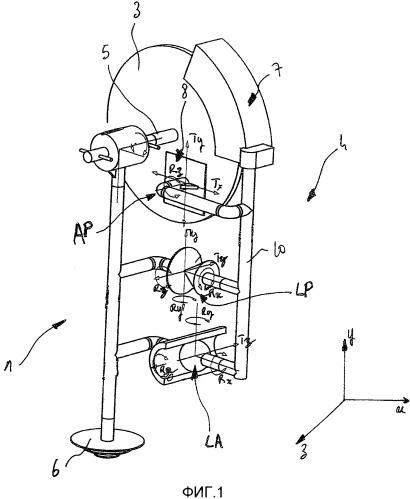 Электрическое тормозное устройство приводного вала