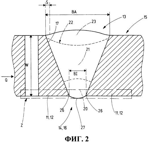 Способ сварки тонкостенных труб посредством закалочной сварки с максимальной температурой