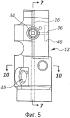 Прочищаемый стержнями коллектор прямого монтажа для первичного измерительного элемента потока