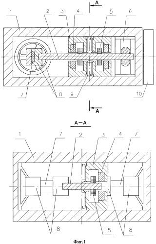 Компенсационный маятниковый акселерометр