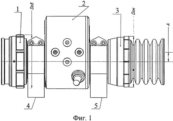Оптико-электронный прицел