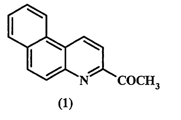 Способ получения 3-ацетилбензо[f]хинолина