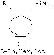 Способ получения si-содержащих бицикло[4.2.1]нона-2,4,7-триенов