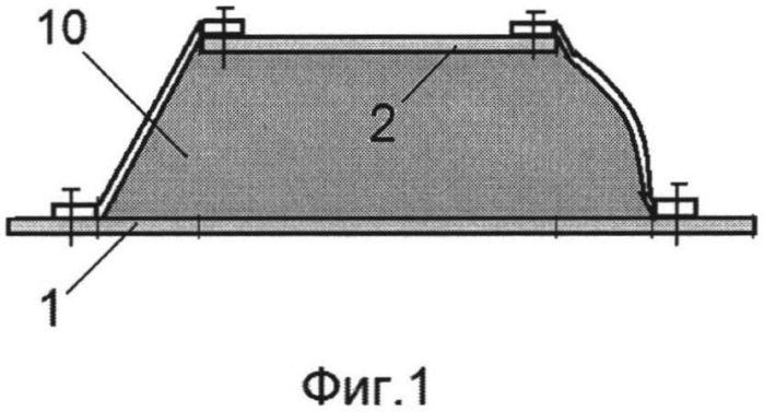 Тарельчатый упругий элемент с комбинированным демпфером