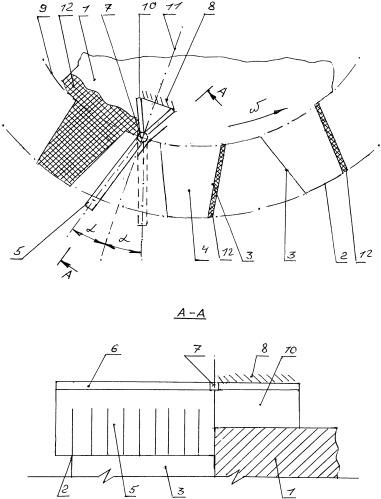 Смазочное устройство зубчатого колеса