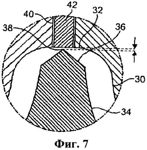 Литьевое формование пластмассовых деталей с прорезью