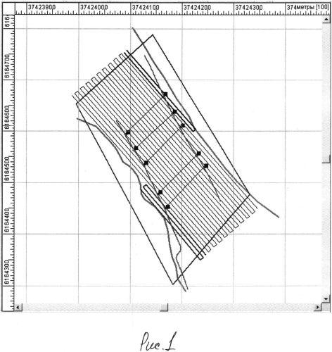 Способ определения пространственного положения протяженных объектов, расположенных на глубине, преимущественно расположенных под водой, и трассоискатель электромагнитный, преимущественно трассоискатель электромагнитный судовой для осуществления способа