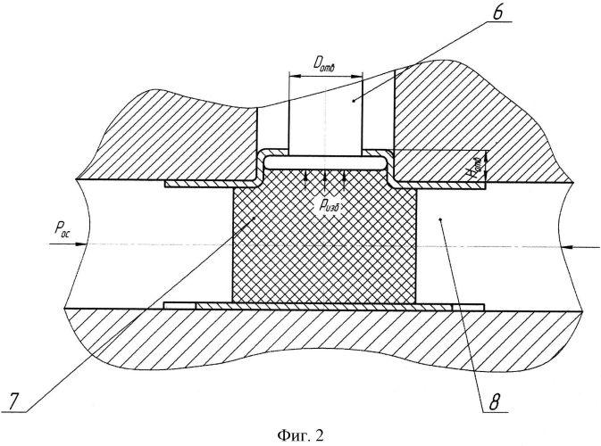 Способ формообразования тонкостенных тройников