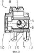 Система с поводковым элементом механизма переключения передач