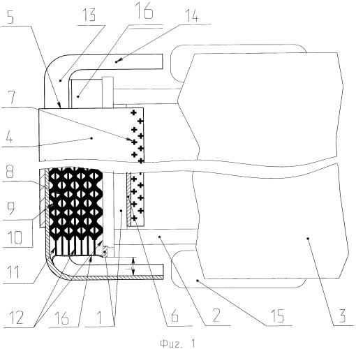Бамперное защитное устройство для легковых автомобилей и способ изготовления его упругогистерезисного элемента