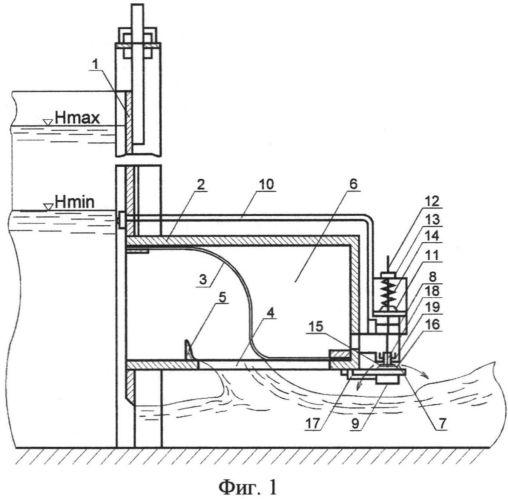 Стабилизатор расхода воды
