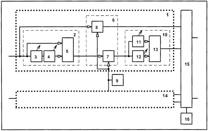 Устройство для имитации системы шумоподавления с частотными предыскажениями