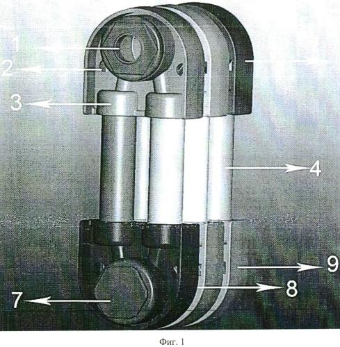 Радиатор отопления из композитного материала