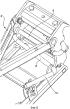 Секция обработки рядка, имеющая смещающее устройство, и сеялка с подобными секциями