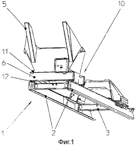Автобетономешалка и соединительная конструкция для нее