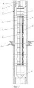 Способ разобщения пластов в скважине профильным перекрывателем и устройство внутреннего радиального расширения участков профильной части труб перекрывателя для получения центраторов