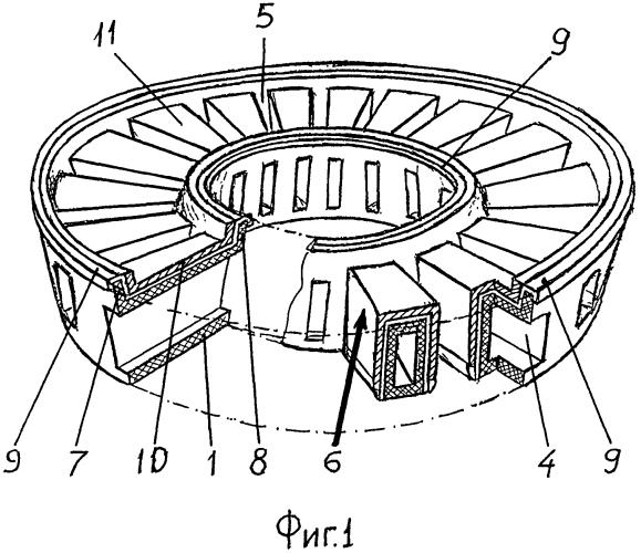 Единичный блочный твердооксидный топливный элемент и батарея электрохимического генератора на его основе