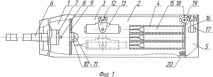 Танковая система автоматического заряжания скоропея-3
