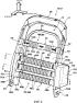Деталь конфигурации сиденья и сиденье транспортного средства, содержащее деталь конфигурации сиденья
