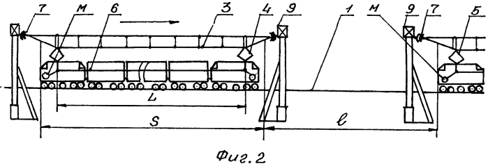 Способ электропитания двигателей рельсового подземного и наземного электротранспорта