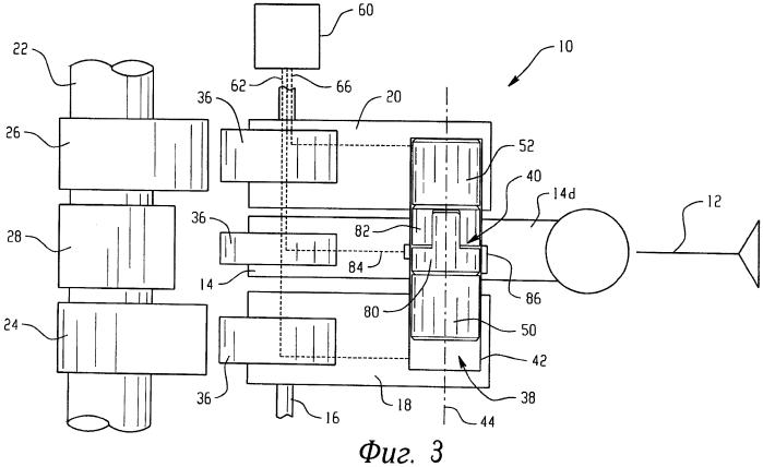 Устройство управления клапаном для двигателя внутреннего сгорания