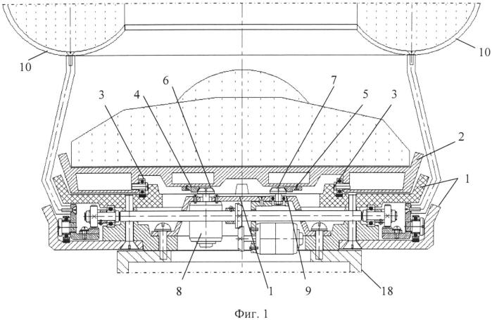 Функциональная структура корректирующего возвратно-поступательного продольного перемещения хирургического стола относительно позиционного положения тороидальной робототехнической системы, которая выполняет различные медицинские процедуры (вариант русской логики)