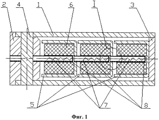 Устройство для контроля нарабатываемого трития в бланкете термоядерного реактора