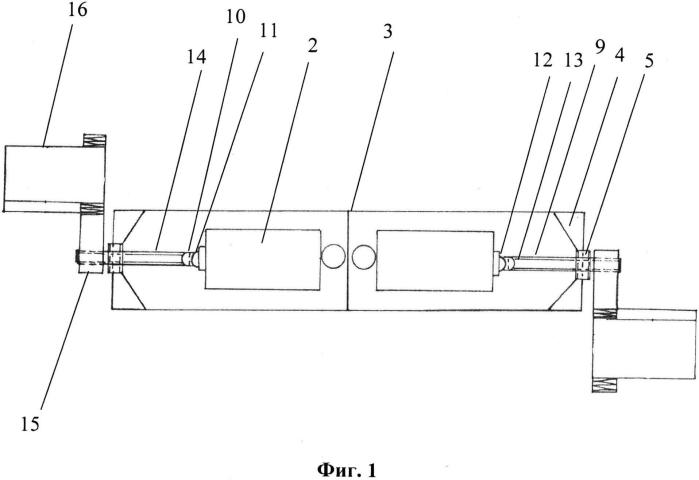 Полуавтоматическое вибрационно-навесное устройство рыхления слежавшейся массы в загрузочных бункерах зерновых сеялок