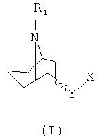 Модуляторы никотиновых ацетилхолиновых рецепторов