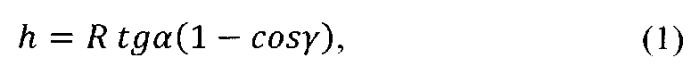 Способ определения среднего уклона элементарной площадки в полевых условиях и профилограф для его осуществления