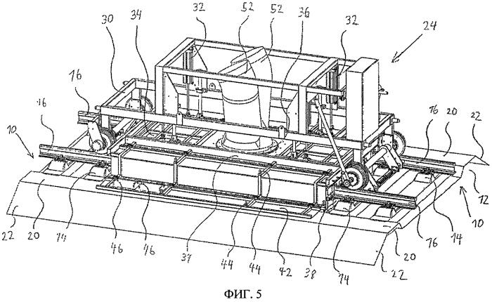 Кондиционирующее устройство и способ сушки и поддержания температурного режима в балластном слое