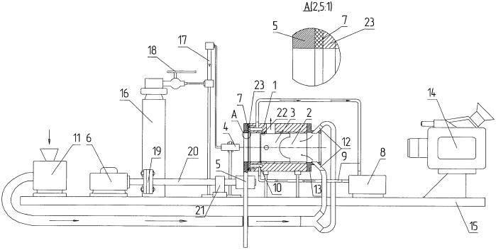 Стенд для исследования теплового состояния поршней двухтактных двигателей внутреннего сгорания