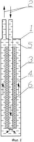 Термоскважина для извлечения и/или сброса в грунт тепловой энергии